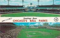 Chicago's Ballparks (DT-91303-B)