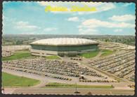 Pontiac Silverdome (27330-D yellow title)