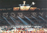 Olympic Stadium (Seoul) ('88 Closing Ceremony)