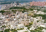 PNC Park, Heinz Field, & Petersen Events Center (GSP-543)