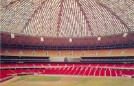 Astrodome (No# Inside-Houston's air-conditioned....)