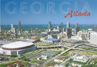 Georgia Dome & Philips Arena (PC57-ATL 171)