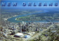 Superdome & New Orleans Arena (PC57-NO130)