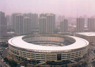 Yuanshen Sports Centre Stadium (WSPE-382)