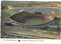 Arrowhead Stadium (KC-C204, 651366)