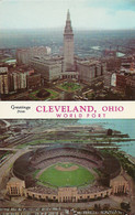 Cleveland Municipal Stadium (K.-32, 5C-K1205 (World Port))