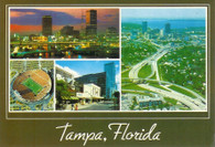 Tampa Stadium (2US FL 175-B green)