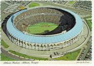 Atlanta Stadium (42842-D deckle)