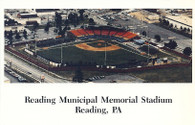 Reading Municipal Memorial Stadium (No# Reading Phillies)