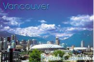 BC Place Stadium & General Motors Place (PC46-VAN155)