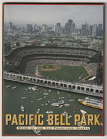Pacific Bell Park (12 Card Packet)