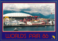 BC Place Stadium (1986 Worlds Fair 2)