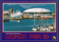 BC Place Stadium (1986 Worlds Fair 1)