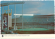Kauffman Stadium (KC-C210, 671180 deckle)