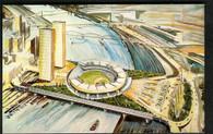 Proposed Stadium Over The Monongahela (C-19818)