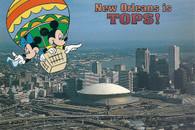 Louisiana Superdome (GRD-4 (PC709))