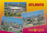 Atlanta Stadium & Georgia Dome (AR-93-38)