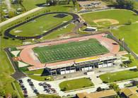 J. J. Keller Field at Titan Stadium (WSPE-15)