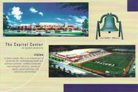 The Capital Center & Bernlohr Stadium (No# Capital University 2)