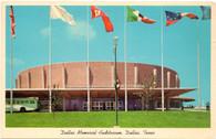 Dallas Convention Center Arena (unknown code (Dallas))