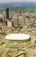 Metrodome (1984-Twins aerial)