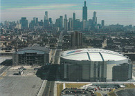 United Center & Chicago Stadium (No# Air One)