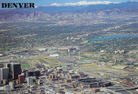 Coors Field, Mile High Stadium, & McNichols Sports Arena (438, CP20504)