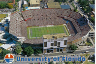 Ben Hill Griffin Stadium at Florida Field (SCN-9243)