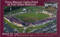 Time Warner Cable Field at Fox Cities Stadium (Timber Rattlers Issue )