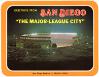 San Diego Stadium (20XDT-36075-D variation)