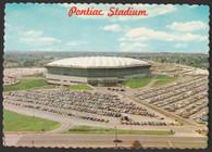 Pontiac Silverdome (27330-D red title)