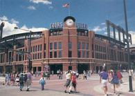Coors Field (Rockies Issue-Entrance)