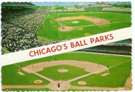 Chicago's Ballparks (DT-24747-D)