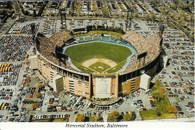 Memorial Stadium (Baltimore) (167790A)