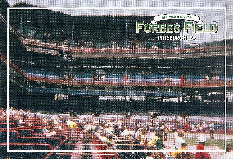 Forbes Field 11 1st Series Stadium Postcards