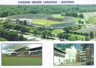 Sarawak State Stadium (TOUR-1640)