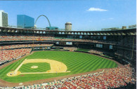 Busch Memorial Stadium (1998 Stadium Views-St Louis)