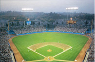 Dodger Stadium (1991 Stadium Views-LA)