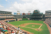 The Ballpark in Arlington (1994 Stadium Views-Texas)