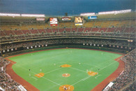 Philadelphia Veterans Stadium (1991 Stadium Views-Philadelphia)