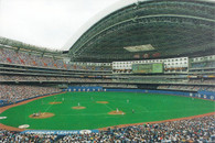 Skydome (1992 Stadium Views-Skydome)