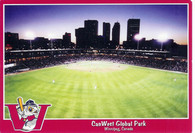 CanWest Global Park (No# Goldeyes-Night)