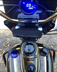 2012-2017 Dyna FXDB Speedo Relocation Harness (Speedo Only)