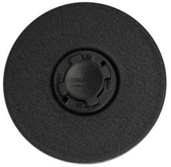Speedo Block-Off Plate -Phone Mount -Wrinkle Black