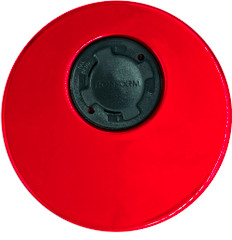 Speedo Block-Off Plate -Phone Mount Plus/Max -Candy Red