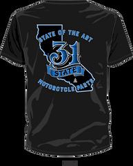 31 State T-Shirts
