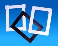 Diecut magnetic frames