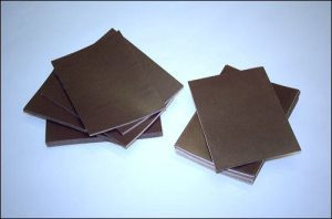 3x4 and 4x4 Self Adhesive Magnets | 15 mil