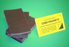 Self Adhesive Magnetic Business Cards