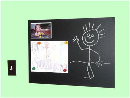 Black Magnetic Chalkboards